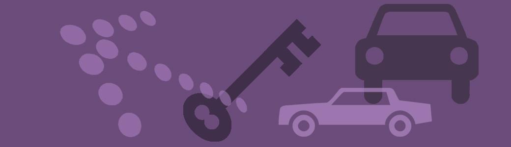 Őrzött személygépkocsi – Autó parkolás